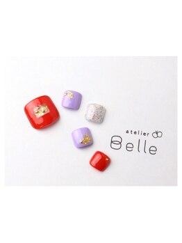アトリエ ベル(atelier Belle)/美味しい夏*