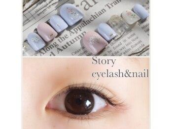 ストーリー アイラッシュアンドネイル(Story)