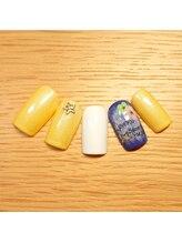 ミニョン ネイル(Mignon Nail)/4月のデザインNail♪