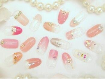 ラブリー(Lovely)/Simpleストーンコース5400円