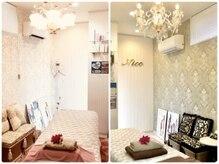 ニコ 岐南本店(Nico)の雰囲気(完全個室のプライベート空間。人目を気にせず施術がうけられます)