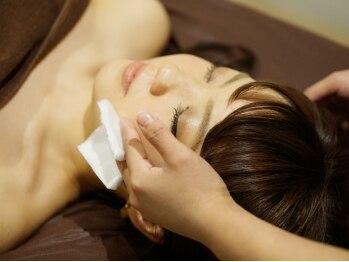 オアシスサカエ(OASIS SAKAE)の写真/《勧誘無し&都度払い&何度でもクーポン価格》の人気店!産毛にもしっかりアプローチ★ツヤ肌&化粧ノリUP