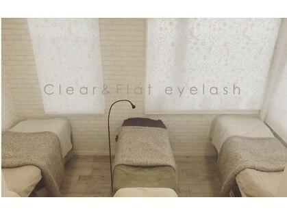 クリアアンドフラット バイヨシデン(clear&Flat)の写真