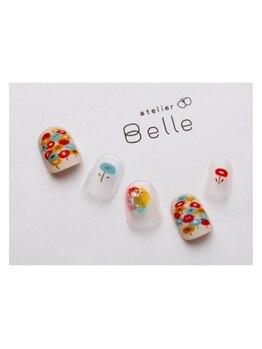 アトリエ ベル(atelier Belle)/ずきんの子*