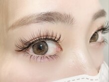 エゴアイラッシュ 銀座(EGO Eye LASH)/瞳に合わせたデザインをご提案♪