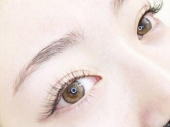 エゴアイラッシュ 銀座(EGO Eye LASH)/上下マツエクで印象的な目元に