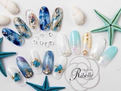 ネイルサロン リベル(Nail salon Ribelle)の写真