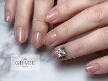 グレース ネイルズ(GRACE nails)/ハートネイル