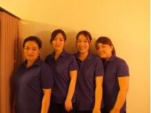 女性専用台湾式マッサージサンテの雰囲気(女性スタッフが笑顔でお出迎え!心も身体も癒します!!)