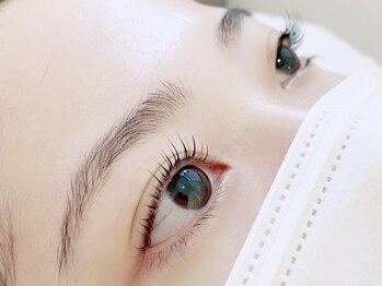 エゴアイラッシュ 銀座(EGO Eye LASH)/パリジェンヌ+アイブロウ