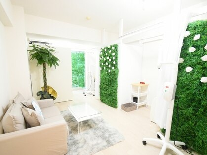 Whitening salon bright 梅田店