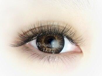 アイラッシュサロン ルル(Eyelash Salon LULU)/軽くて快適なのにこのボリューム