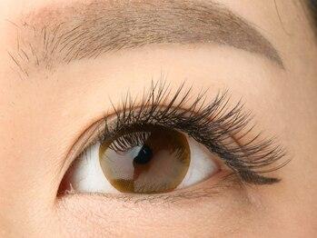 アイラッシュサロン カルモ(eye lash salon calmo)の写真/【メンズもOK】印象の決まる難しい眉のお手入れはプロにお任せ♪トータルで目元を美しく!