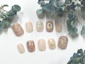 ネイルサロン テトテト(nail salon tetoteto.)/ブライダルネイル