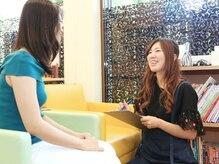 美容室女髪はいから店の雰囲気(あなたをトータルサポートいたします!)
