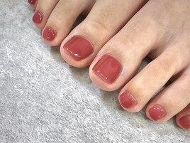 Foot Nail◇ワンカラー