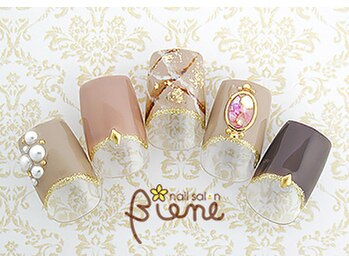 ネイルサロン ビーネ(nail salon Biene)/17年11月のおすすめコース-10