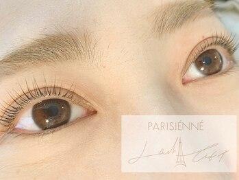 リリ(LILI)の写真/【これからはマスク美人】パリジェンヌで根元からググッとあげて眉毛に近づく♪スピード施術で大人女性に◎