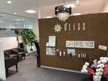 ネイルアンドアイラッシュ ブレス エスパル山形本店(BLESS)/S-PAL5階ネイルスペース入口