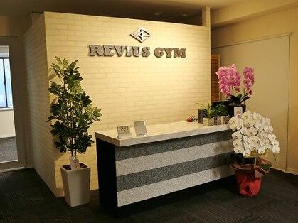 パーソナルトレーニング レビウスジム 南浦和店(Revius Gym)の写真