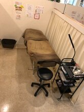 ネイルアンドアイラッシュ ブレス エスパル山形本店(BLESS)/ベッドはすべてパーテーション内