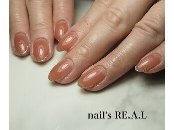 ネイルズリアル(nail's REAL)/