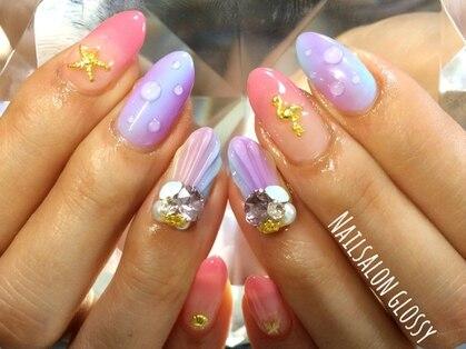 ネイルサロン グロッシー(Nail salon glossy)の写真