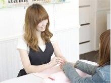 ネイルアンドエステ エンジェライト 神戸岡本店(Angelite)の雰囲気(フィルイン推奨店♪傷んだ爪を改善しながらジェルが楽しめます)