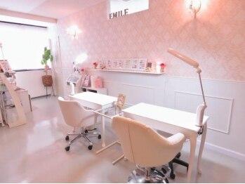 エミルネイル サロンアンドスクール(Emile nail salon&school)(福岡県福岡市博多区)