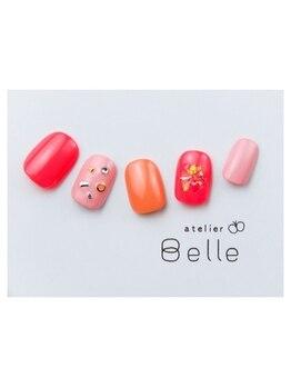 アトリエ ベル(atelier Belle)/ちょこちょこっと*