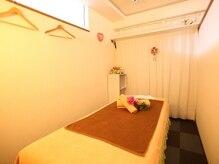 たまプラーザ整体 マッサージ リラクゼーションの雰囲気(個室でゆったりとマッサージが受けられます。)