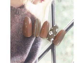 ネイルアトリエ ボン(nail atelier bon)/ジェルネイル(色変え可)
