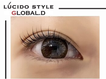 ルシードスタイル グローバルディー 稲毛店(LUCIDO STYLE GLOBAL.D)/まつ毛パーマ¥3850