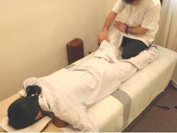 リラクゼーション もーみんぐの写真/【もみほぐし60分¥4200】恵比寿から30秒、体の疲れを感じたその時に。凄腕スタッフの施術にリピート必至!