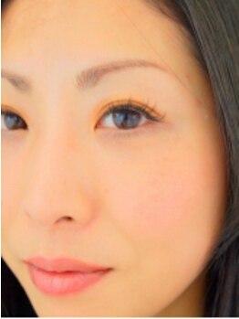 ラグジー(LUXEE)の写真/お顔のパーツバランス・目の形・生え癖・なりたいイメージに合わせて、最適なエクステをプロがご提案☆