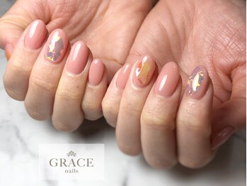 グレース ネイルズ(GRACE nails)/ウルウルネイル