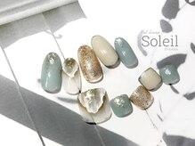 ソレイユ(Soleil)の雰囲気(ニュアンス~♪大人気・選べるデザイン180種類☆持ち込みも○)