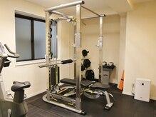 パーソナルトレーニング レビウスジム 南浦和店(Revius Gym)の雰囲気(あなただけの個室空間。好きな音楽で楽しく無理なくスタート★)