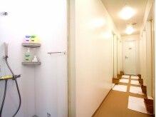 ムーヴオン 大森店(MOVE ON)の雰囲気(広々としたシャワールーム完備でヨガの後もスッキリ!!)