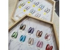 サクラズネイル 警固店(Sakura's nail)の雰囲気(マグネットネイル多数揃えてます♪)