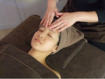 リラクゼーションサロン サージュ(Relaxation Salon Saje)/★フェイシャル+小顔矯正 ¥11000