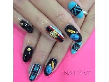 ネイルディーバ(Nail Diva)