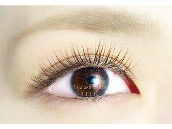 アイラッシュサロン ルル(Eyelash Salon LULU)/透け感Brownの柔らかいお目元♪