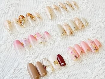 ネイルアンドアロマ ピピ(nail&aroma PiPi)