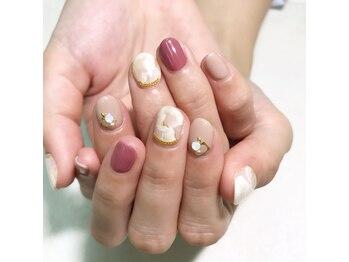 ネイルアトリエ ボン(nail atelier bon)/ジェルネイル