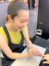 ネイルサロン ティンカーラ(Nail Salon Tinkerra)Komine Yuki