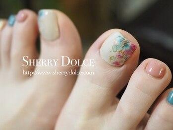 シェリードルチェ(Sherry Dolce)/まもなくサンダルシーズン!