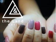 ザ ランド ネイル(the Land Nail)/大人女性のワンカラー △浅井