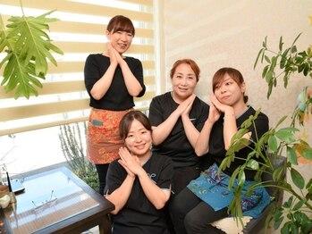 リフレッシュサロン山椿 本店/スタッフ