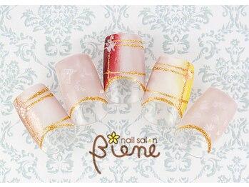ネイルサロン ビーネ(nail salon Biene)/ オフ無料★12月リピート9980-2